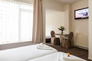 Driepersoonskamer Hotel Stad en Land