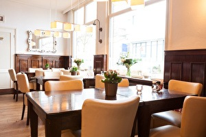 Restaurant Hotel Stad en Land